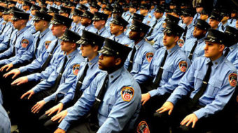 New York City settles suit by minority firemen