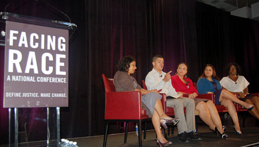 Facing Race conference highlights hope, vision and change