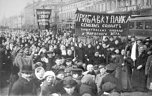 1917 Russian Revolution: What the world has lost