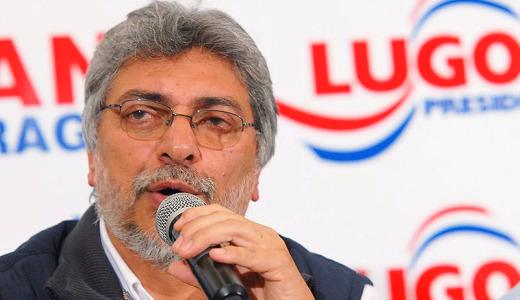 Paraguay's president in tough spot