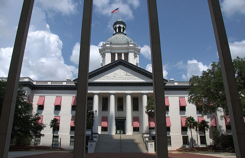 Florida lawmakers put budget woes on backs of retirees