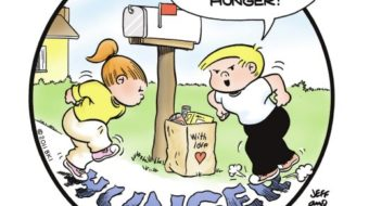 "Union prepares to ""stamp out hunger"""