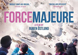 """Force majeure"" film review: What would you do?"