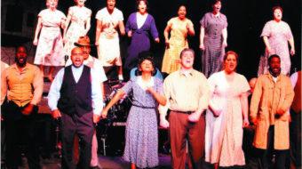Jazz-blues opera brings 'Forgotten' labor history to life