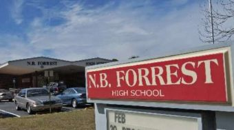 Campaign launched to rename Nathan Bedford Forrest H.S.