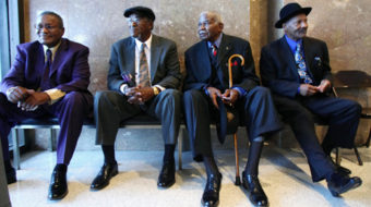 Memphis sanitation workers inducted into Labor Hall of Fame