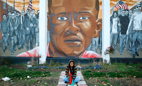 """Revisiting Baltimore and changing the """"racial conversation"""""""