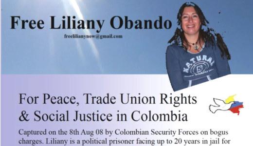 Free Liliany Obando