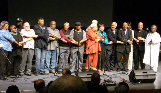 SNCC 50th anniversary meet mixes nostalgia and determination