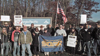 USW vs. Georgia Pacific: another 'Employee Free Choice' moment