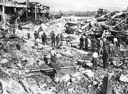 Greece: debt and memory of war