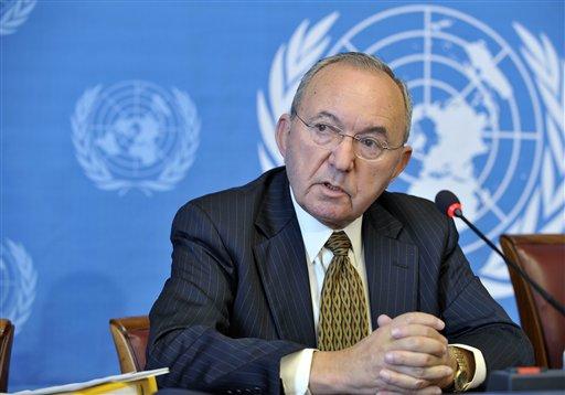 UN Gaza report becomes political football