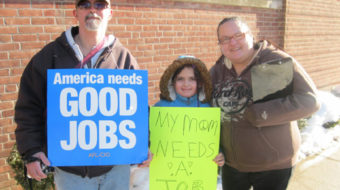 "Facing benefit cutoff, jobless ""99ers"" organize"