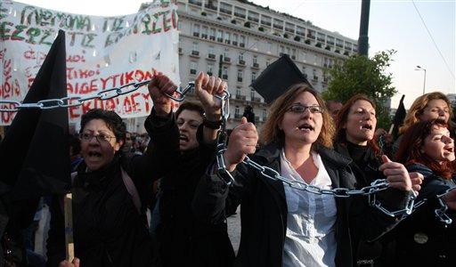 World Notes: Greece, Honduras, Western Sahara