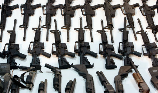 Furious reaction to U.S. gun exporting scheme