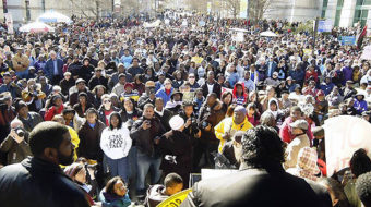 "North Carolina ""Historic Thousands"" march for economic justice"