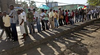 Haitian elections a source of new conflict