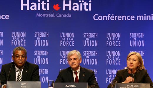 Imperialist bullying sharpens in Haiti