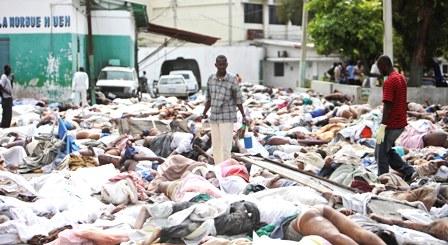 The United States owes Haiti a big debt