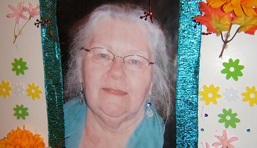 Hundreds remember ReeAnne Halonen, 1943-2010