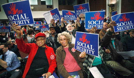 Hands off Social Security movement ignites