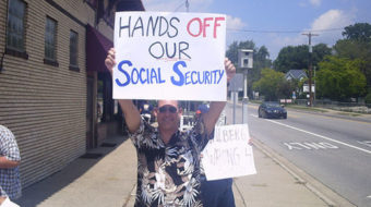 America Speaks back: Derailing the drive to cut Social Security and Medicare