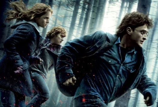 Harry Potter and Deathly Hallows, darkest and best of series yet