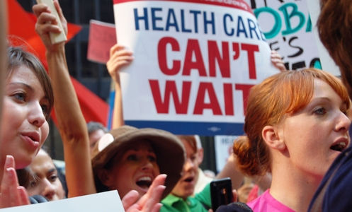 All Americans deserve health care