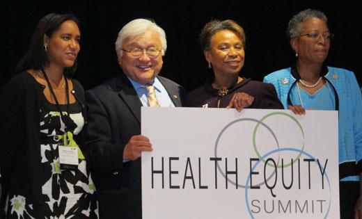 Health Equity Summit highlights progress, problems