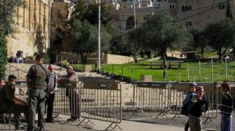 Palestine cabinet meets in Hebron