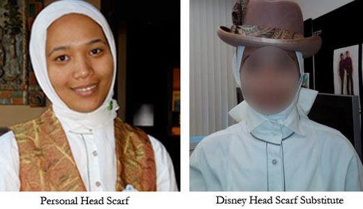Muslim worker asks federal probe of Disney discrimination