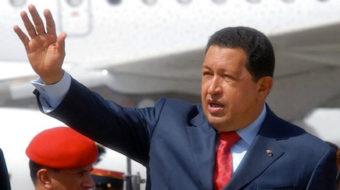 Venezuelan right wing creates false crisis on Chavez inauguration