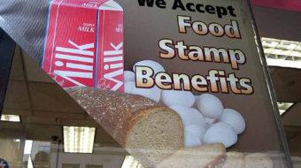 Children go hungry in America