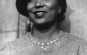 Today in labor history: Author Zora Neale Hurston is born