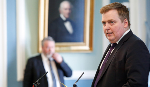 Prime Minister of Iceland forced out over Panama Papers connection