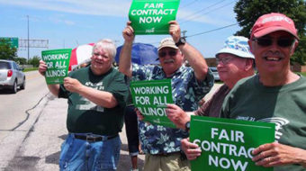 Illinois GOP governor solicits retirees as strikebreakers