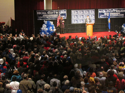 People of Wisconsin make history on recall