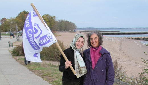 West Haven I Wage Peace Walk creates interfaith unity