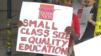 Big business drives Illinois anti-teacher bill