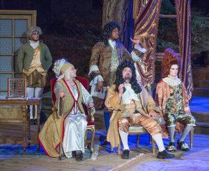 Molière's madcap merriment amuses