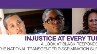 Report: Transgendered blacks highly victimized