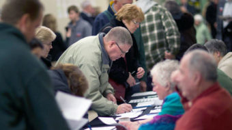 The focus on Iowa caucuses: accident meets media hype