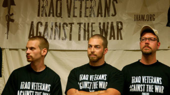 A veteran reflects on the left and the peace movement