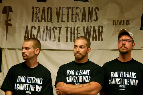 Veterans Day 2011: Demand action on jobs