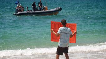 End Gaza blockade