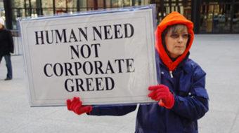 Workers target bank backing Gov. Walker