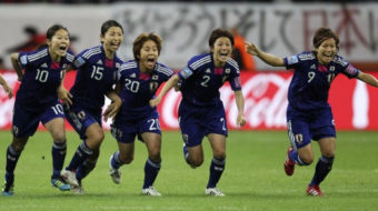 Women's World Cup: bright spot for Japan, women's sports