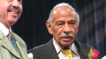 John Conyers hailed as 50-year warrior for the people