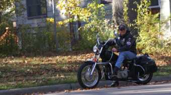 Motorcycle madness and fighting for what's worth saving