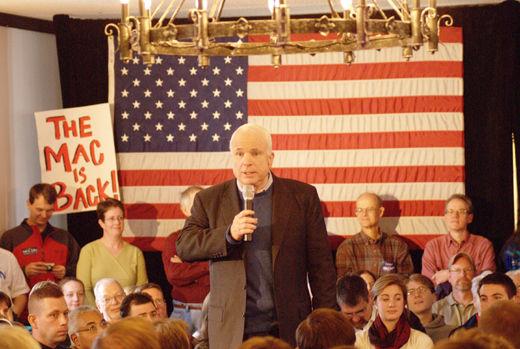 Ethics violations haunt John McCain